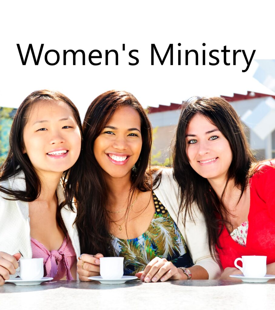 Building A Ministry Team of Women