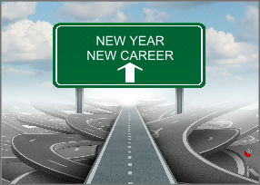 It's a New Year, Your New Career Ahead!